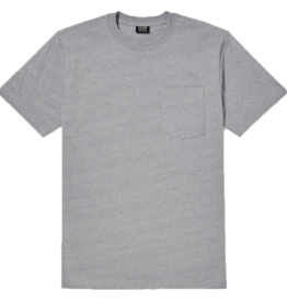 Filson Filson S/S Outfitter Solid One Pocket T-Shirt Grey Heather