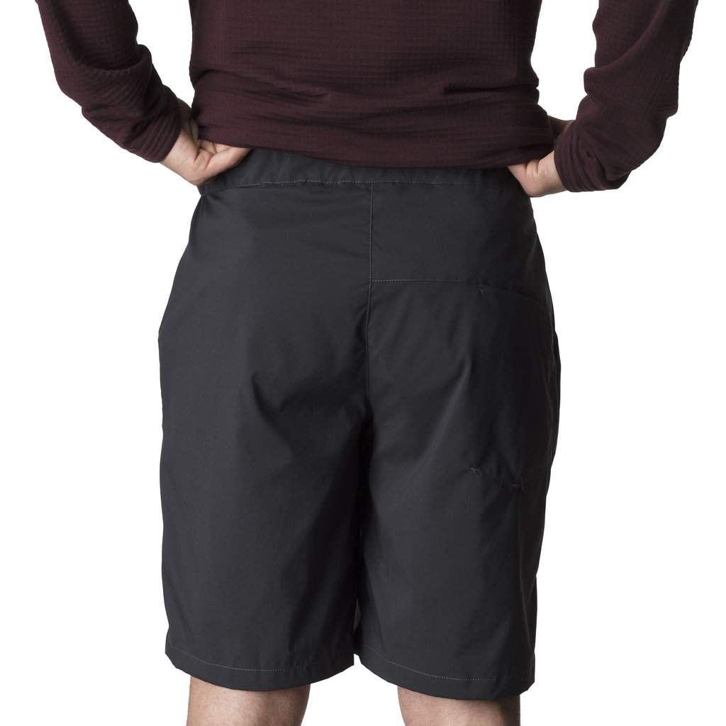 Houdini Houdini M's Crux Shorts Rock Black