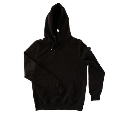 Behind The Pines Behind The Pines Organic Hoodie Black