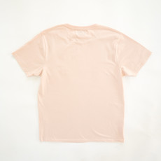 Behind The Pines Behind The Pines Organic Tee Regular Fit Dusty Pink