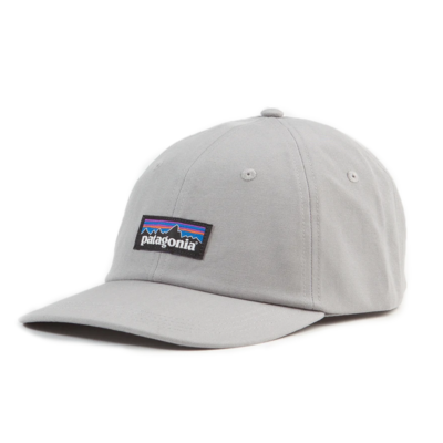 Patagonia Patagonia Trad Cap Low Crown Drifter Grey