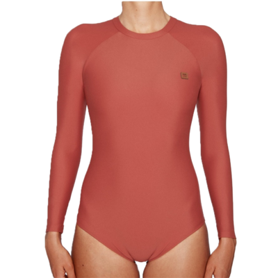 OY Surf Apparel OY Surf Apparel Flores Maroon