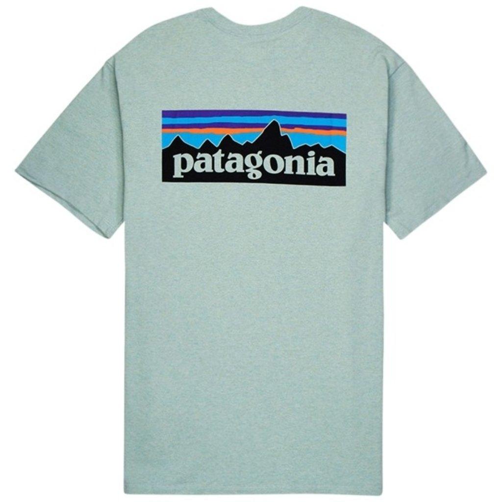 Patagonia Patagonia P-6 Logo Responsibili-Tee Big Sky Blue