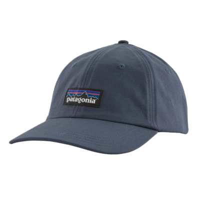 Patagonia Patagonia Trad Cap Low Crown Dolomite Blue