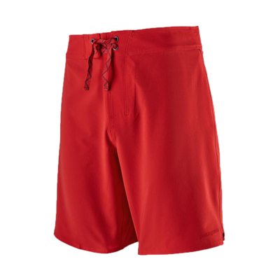 Patagonia Patagonia M's Stretch Hydropeak Boardshorts Fire