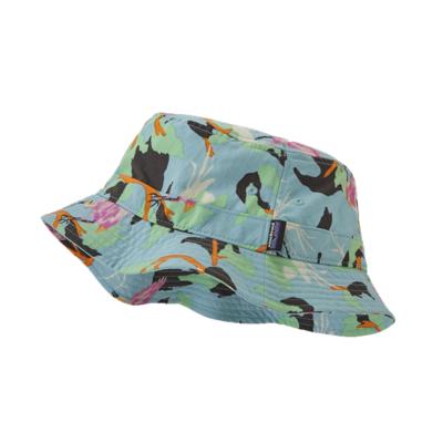 Patagonia Patagonia Wavefarer Bucket Hat Spoonbills: Big Sky Blue