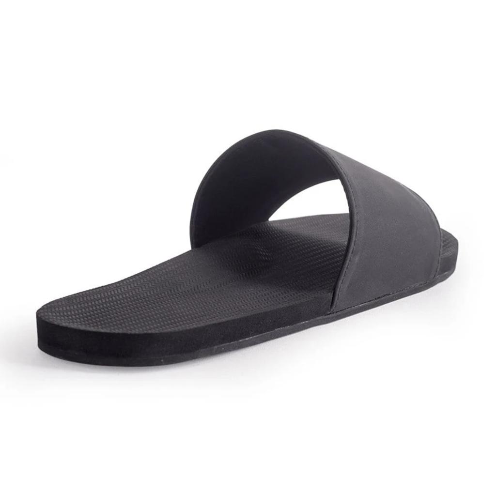 Indosole Indosole Men's ESSNTLS Slides Black