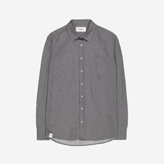 Makia Makia Luoto Shirt Light Grey