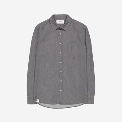 Makia Makia Luoto Shirt Light Grey