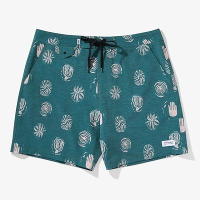 Banks Journal Banks Journal Spuds Boardshort Seaweed