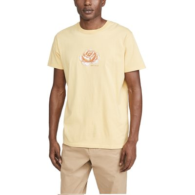 Banks Journal Banks Journal Pollen Breeze Tee Sunbeam
