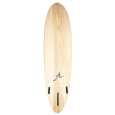 Aloha Surfboards Aloha Surfboards Fun Division Eco Skin Wood Futures 3F 7'6