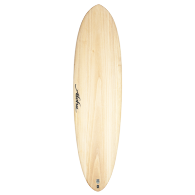 Aloha Surfboards Aloha Surfboards Fun Division Eco Skin Wood Futures 3F 7'6