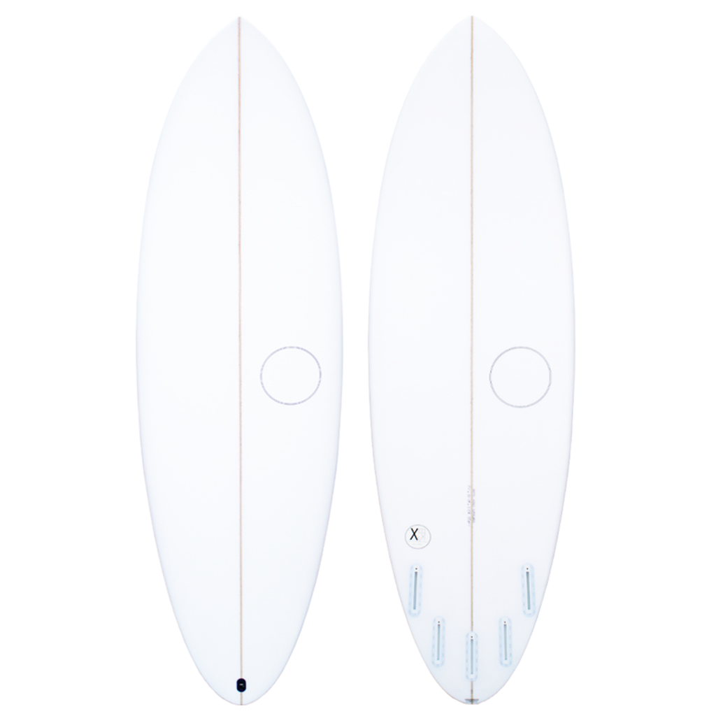 Agency Surfboards Skipper Sand Futures 5F