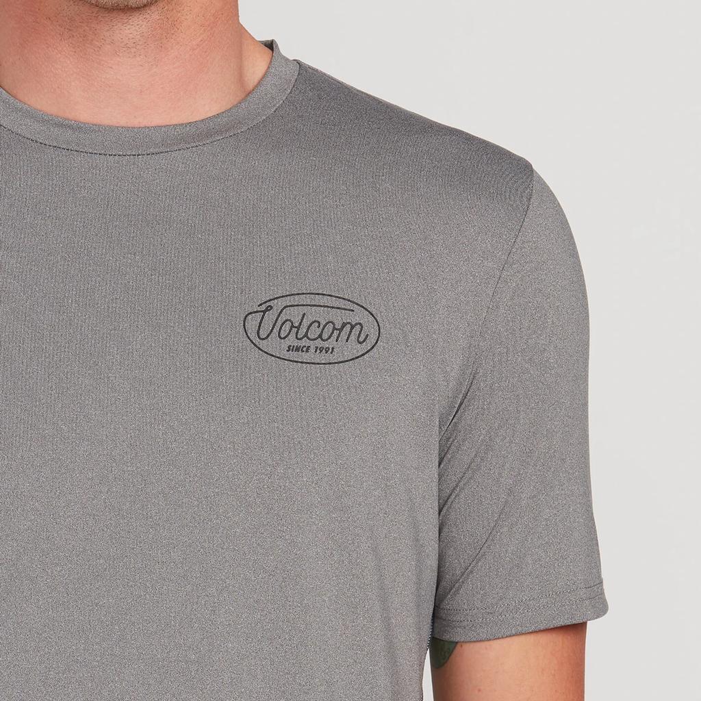 Volcom Volcom Lit S/S Grey