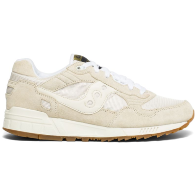Saucony Saucany Shadow 500 Tan / White