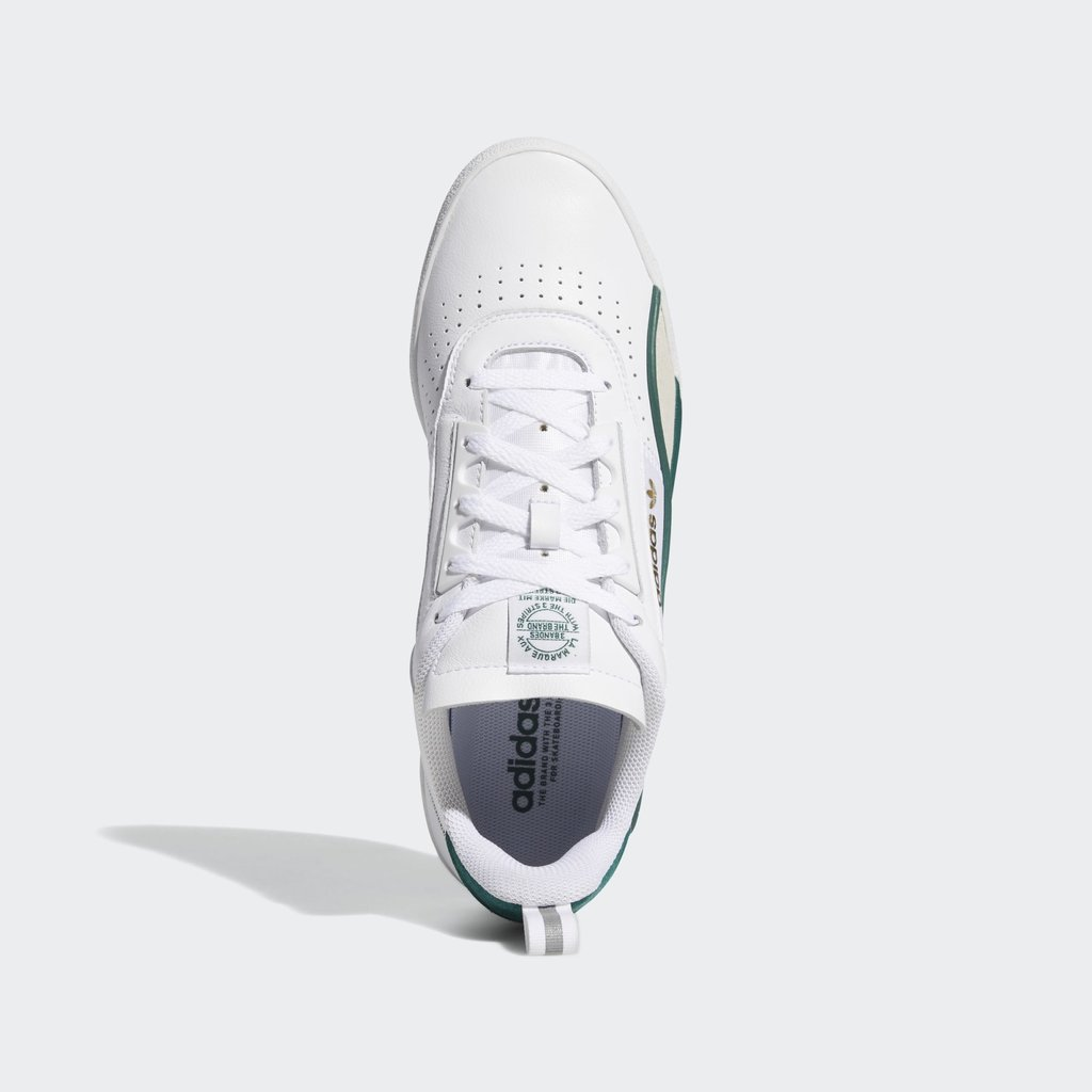 adidas adidas Liberty Cup Feather White / Core Green / Core Brown