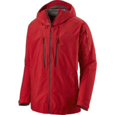 Patagonia Patagonia Mens PowSlayer Jacket Fire Red
