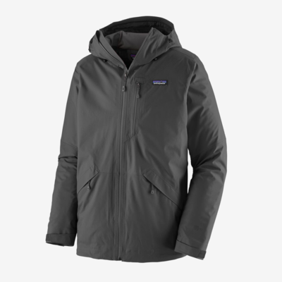 Patagonia Patagonia Mens Snowshot Jacket Forge Grey