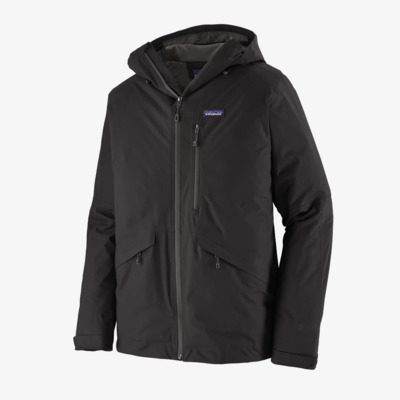 Patagonia Patagonia Mens Insulated Snowshot Jacket Black