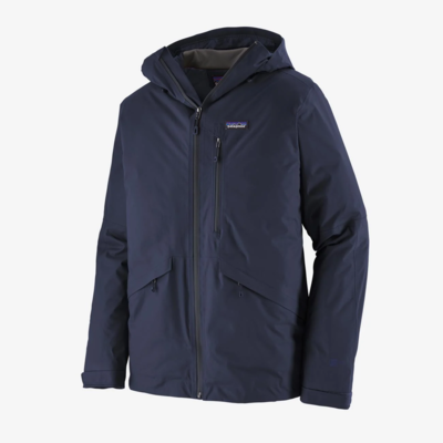 Patagonia Patagonia Mens Insulated Snowshot Jacket Classic Navy