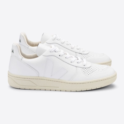 Veja Veja V-10 Leather Extra White