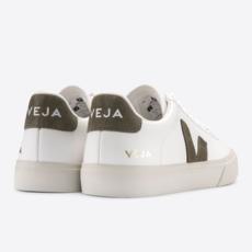 Veja Veja Campo Chromefree Extra White / Khaki