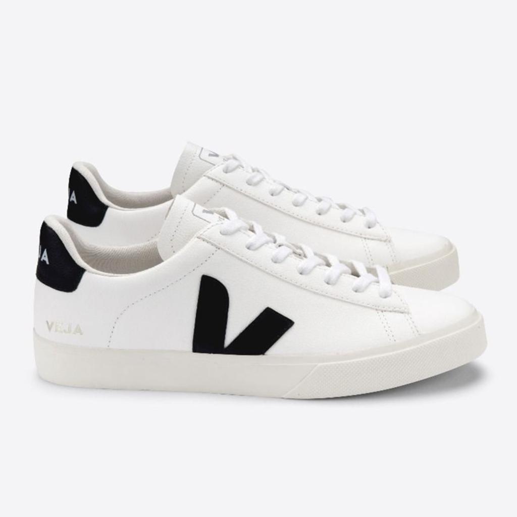 Veja Veja Campo Chromefree Extra White / Black