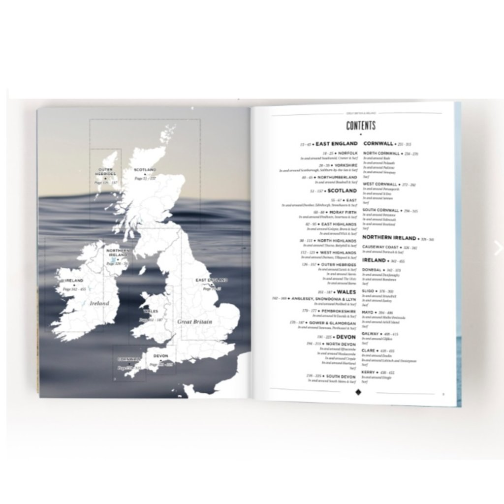 I Love The Seaside I Love The Seaside The Surf/Travel Guide To Great Britain and Ireland