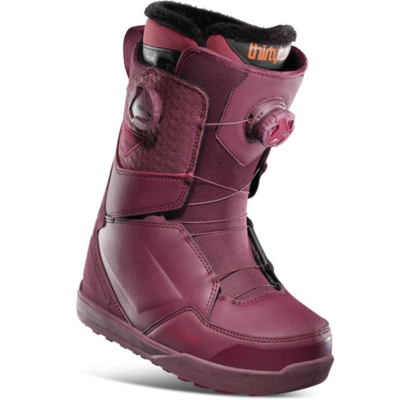 Thirtytwo Thirtytwo Lashed Double BOA W'S 2021 Maroon