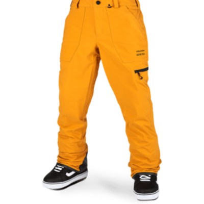 Volcom Volcom Stretch Gore-tex Pant Resin Gold