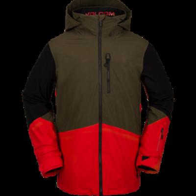 Volcom Volcom BL Stretch Gore Jacket Red