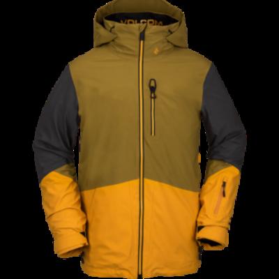 Volcom Volcom BL Stretch Gore Jacket Resin Gold