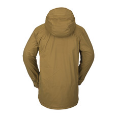 Volcom Volcom Guch Stretch Gore JKT Burnt Khaki