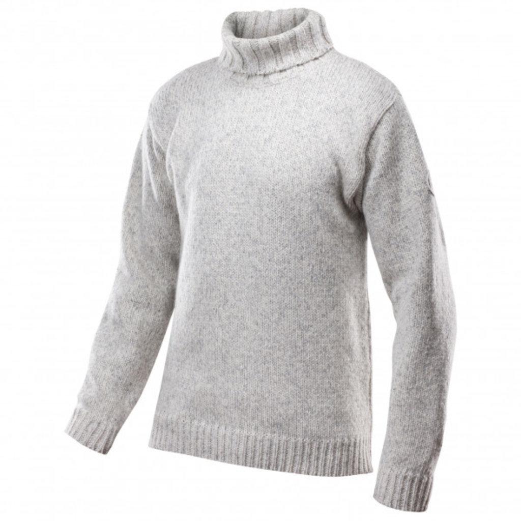 Devold Devold Nansen Sweater High Neck Grey Melange