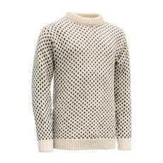 Devold Devold Nordsjo Sweater Crewneck Off White