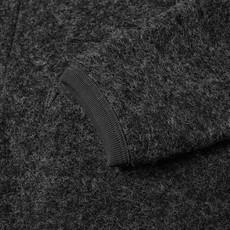 Universal Works Universal Works Wool Fleece Cardigan Charcoal