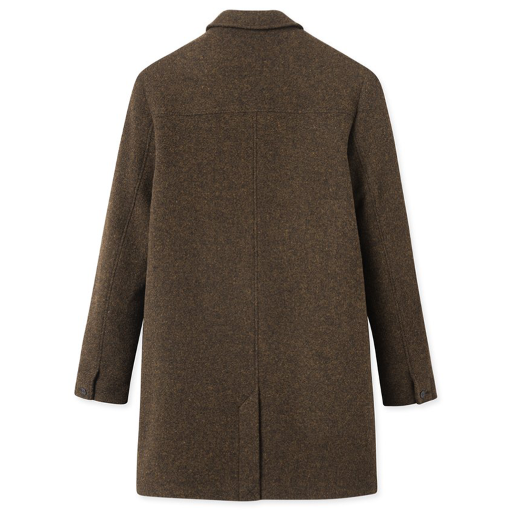 Brixtol Brixtol T-Coat Wool Brown