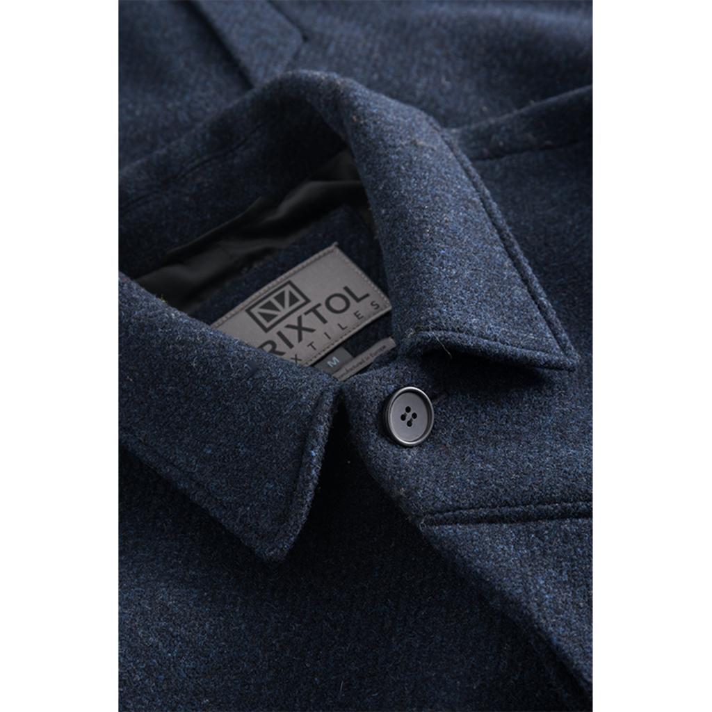 Brixtol Brixtol T-Coat Wool Navy