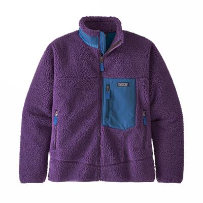 Patagonia Patagonia M's Classic Retro-X Jacket Purple