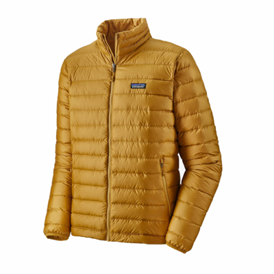 Patagonia Patagonia M's Down Sweater Buckwheat Gold