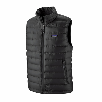 Patagonia Patagonia M's Down Sweater Vest Black