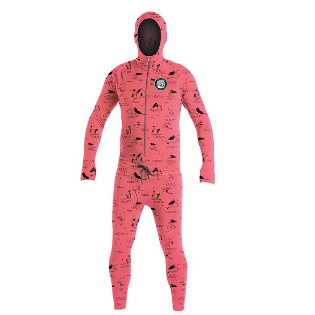 Airblaster Airblaster Classic Ninja Suit Austin Sweetin Hot Coral