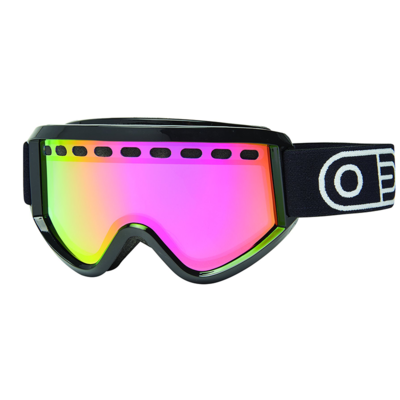 Airblaster Airblaster Pill Air Goggle Black Gloss / Red Air Radium