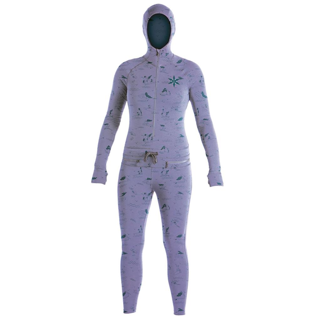 Airblaster Airblaster Womens Classic Ninja Suit He Lavender