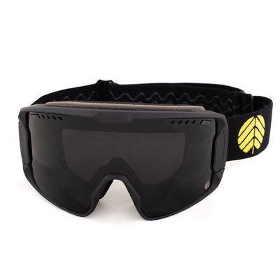 Behind The Pines Behind The Pines Helios Matte Black Yellow / Blackout
