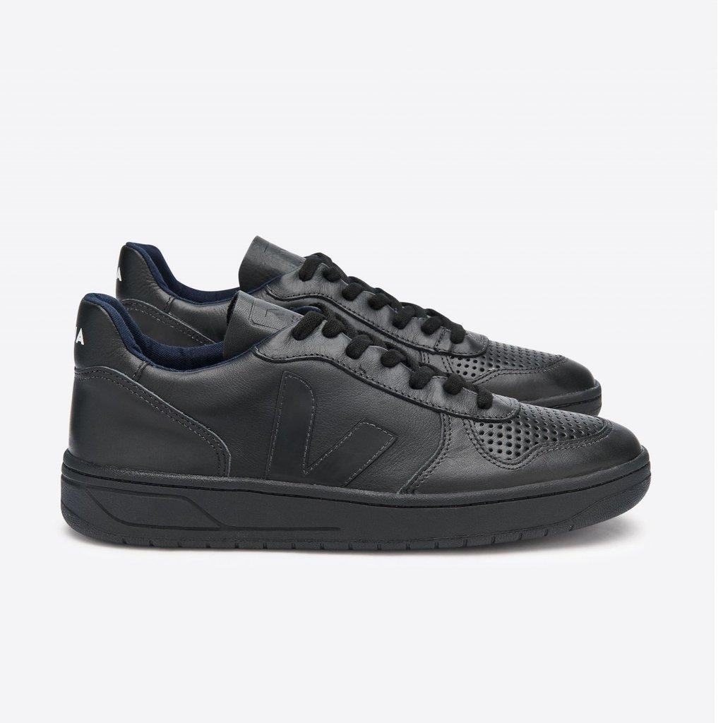 Veja Veja V10 Sneaker CWL Black / Black Sole