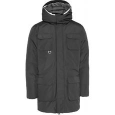 KnowledgeCotton Apparel KnowledgeCotton Apparel Arctic Canvas Parka Jacket Phantom