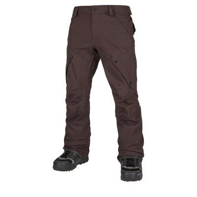 Volcom Volcom Articulated Pant Black Red