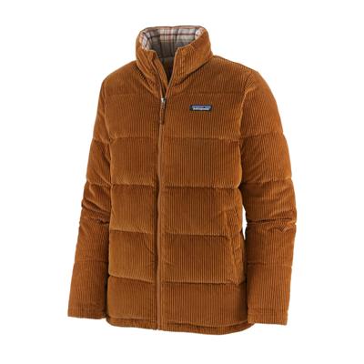 Patagonia Patagonia W's Cord Fjord Coat Wood Brown